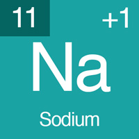 normal electrolyte levels Sodium.